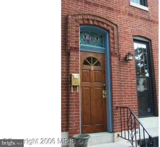 Broadway East Baltimore Md Apartments For Rent: 27 Ostend Street E, Baltimore, MD 21230