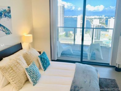 Ne 1st ave 3701 miami fl 33132 1 bedroom apartment - 1 bedroom apartments for rent in miami ...