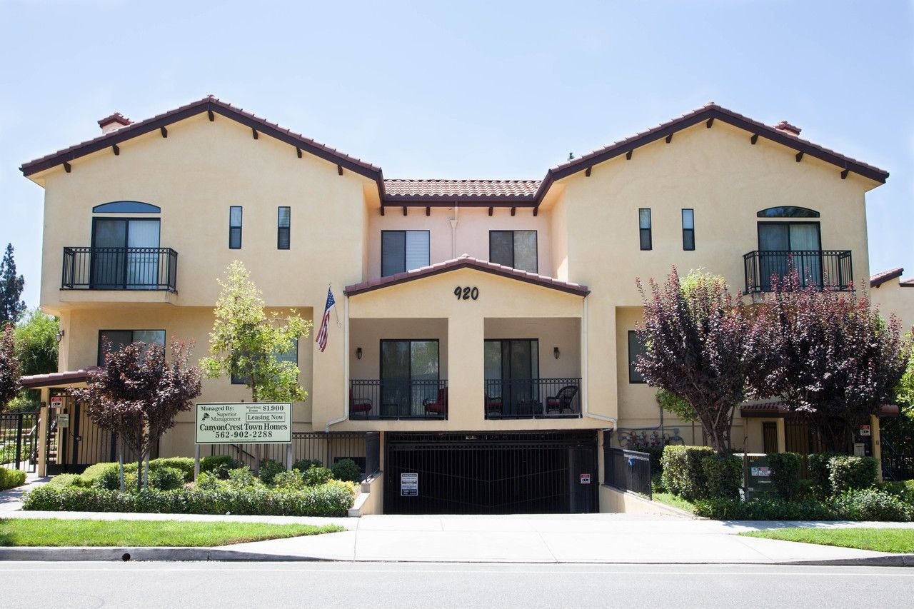 920 Central Ave Apartments for Rent in Canyon Crest ...