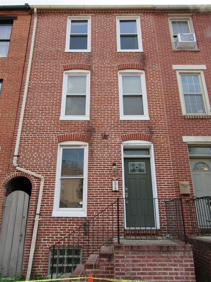 119 W Hamburg St Baltimore Md 21230 3 Bedroom House For