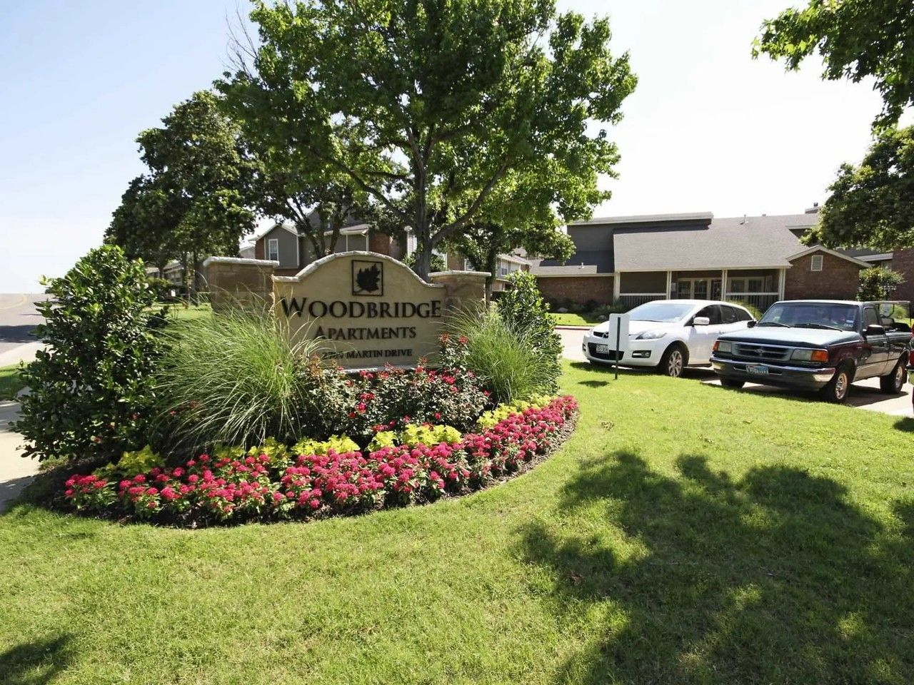 Woodbridge Apartments for Rent - 2700 Martin Drive ...