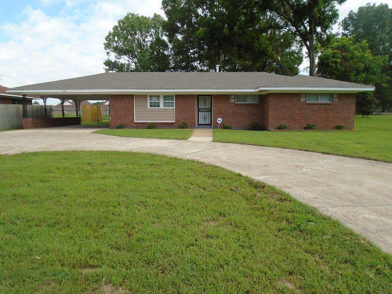 868 Whitehaven Ln, Memphis, TN 38116 4 Bedroom House for ...
