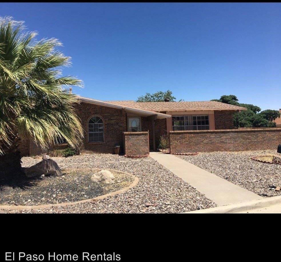 Apartments Near Me El Paso Tx: 3009 Stone Edge Dr., El Paso, TX 79904 5 Bedroom House For