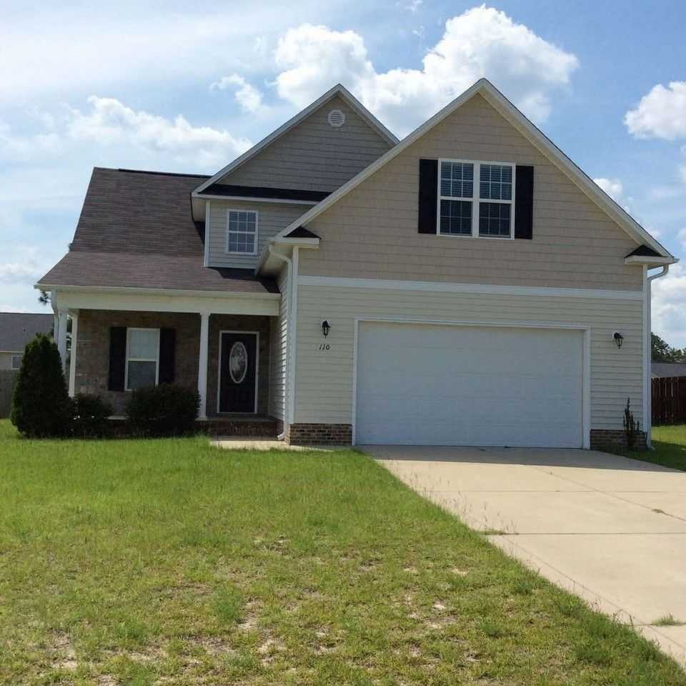 3 Bedroom Houses For Rent Nc: 110 Wynngate Dr, Cameron, NC 28326