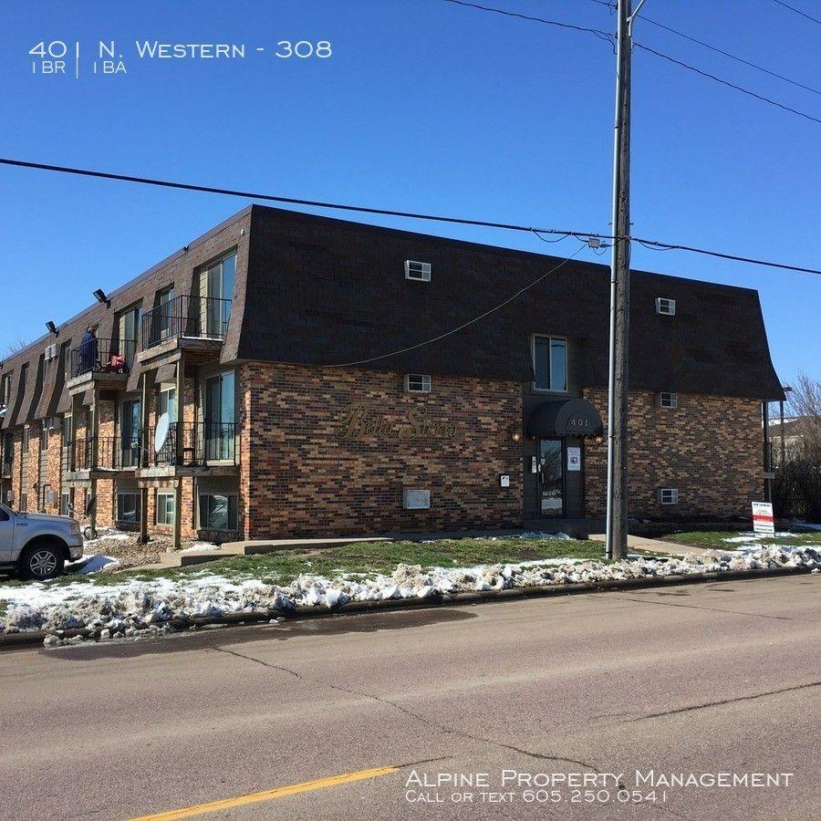 401 N. Western #308, Sioux Falls, SD 57104