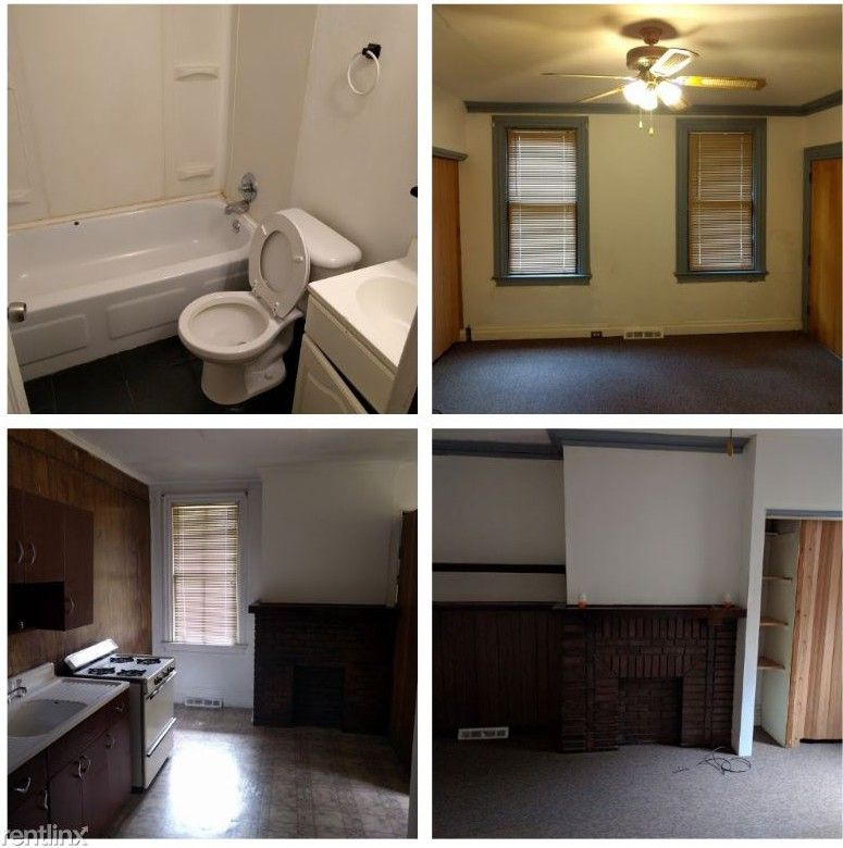 For Rent Efficiency: 1st Ave, Pittsburgh, PA 15222 Studio Apartment For Rent