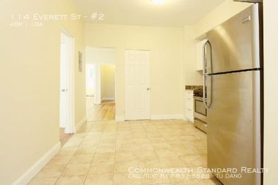 114 everett st boston ma 02128 4 bedroom apartment for - 4 bedroom apartments for rent in boston ma ...