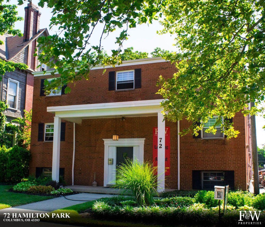 72 Hamilton Park Apts #C11, Columbus, OH 43203 Studio