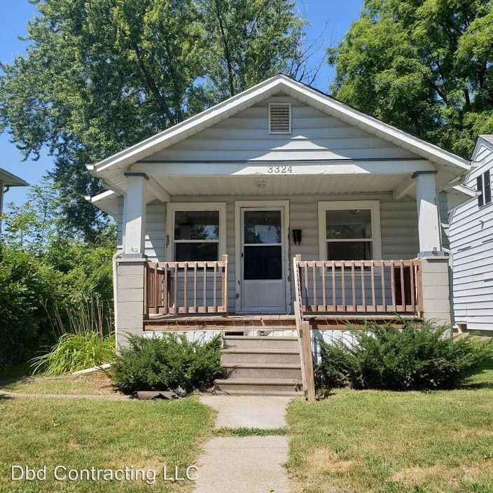 3324 Plaza Dr., Fort Wayne, IN 46806 2 Bedroom House For