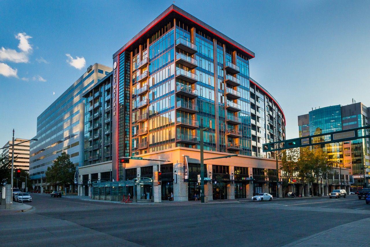 10823 Jasper Avenue, Edmonton, AB T5J5G9 1 Bedroom ...