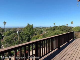 2915 Samarkand Dr, Santa Barbara, CA 93105 4 Bedroom