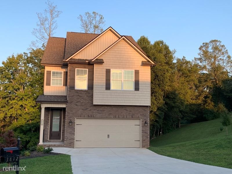 3812 High View Lane Knoxville Tn 37931 3 Bedroom