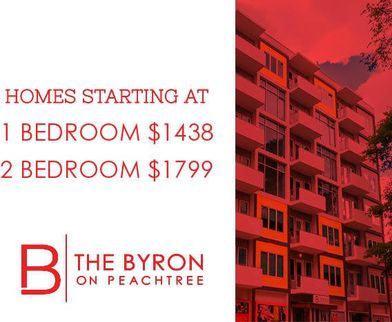 The Byron Apartments For Rent 549 Peachtree Street Ne