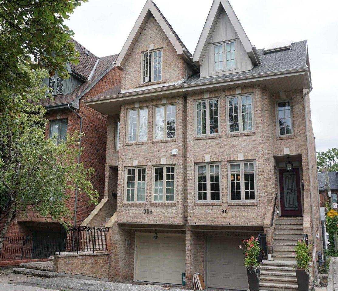 Apartments For Rent In Toronto: 90 Alcorn Avenue #A, Toronto, ON M4V 1E4