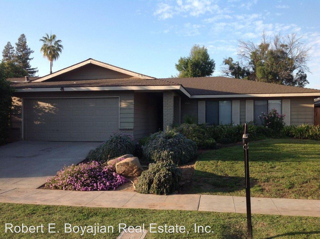 160 W Muncie Fresno Ca 93711 3 Bedroom House For Rent