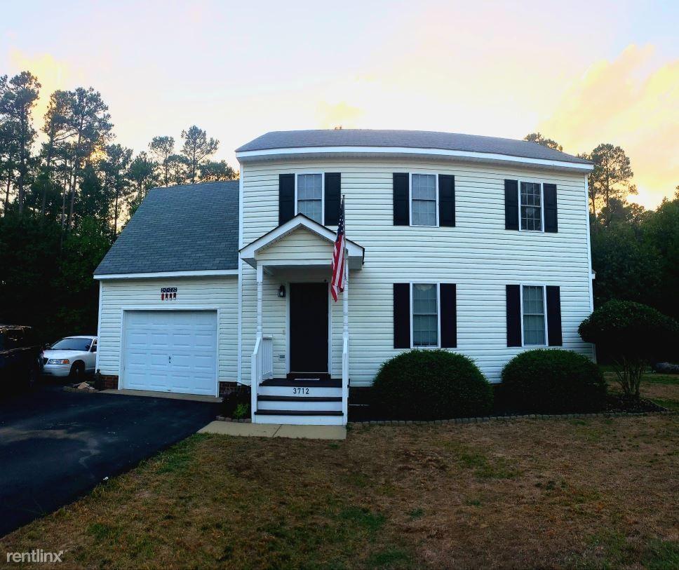 3712 Yantis Ct, Chester, VA 23831 4 Bedroom House For Rent