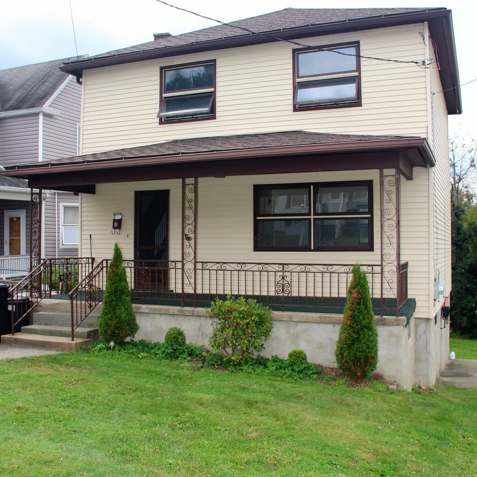 620 Pear St, Scranton, PA 18505 3 Bedroom House For Rent