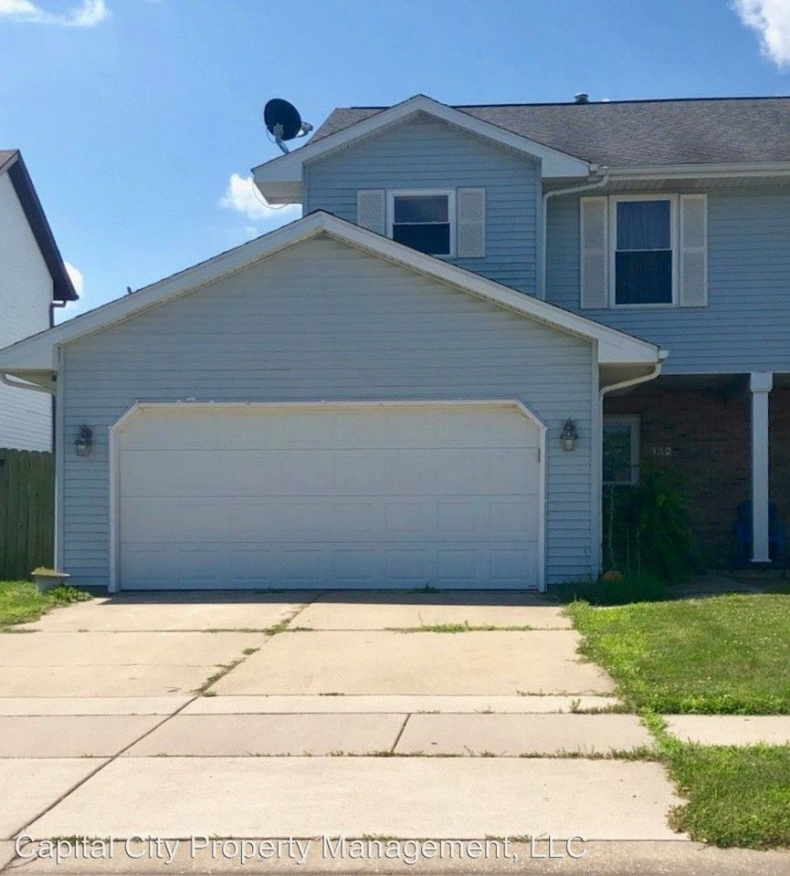 132 Genoa Dr, Springfield, IL 62703 3 Bedroom House For