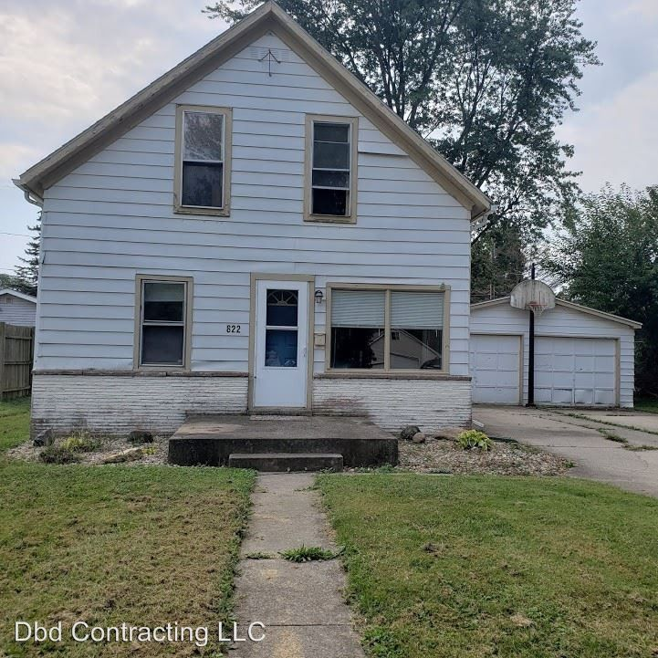 822 Kenwood Ave, Fort Wayne, IN 46805 3 Bedroom House For