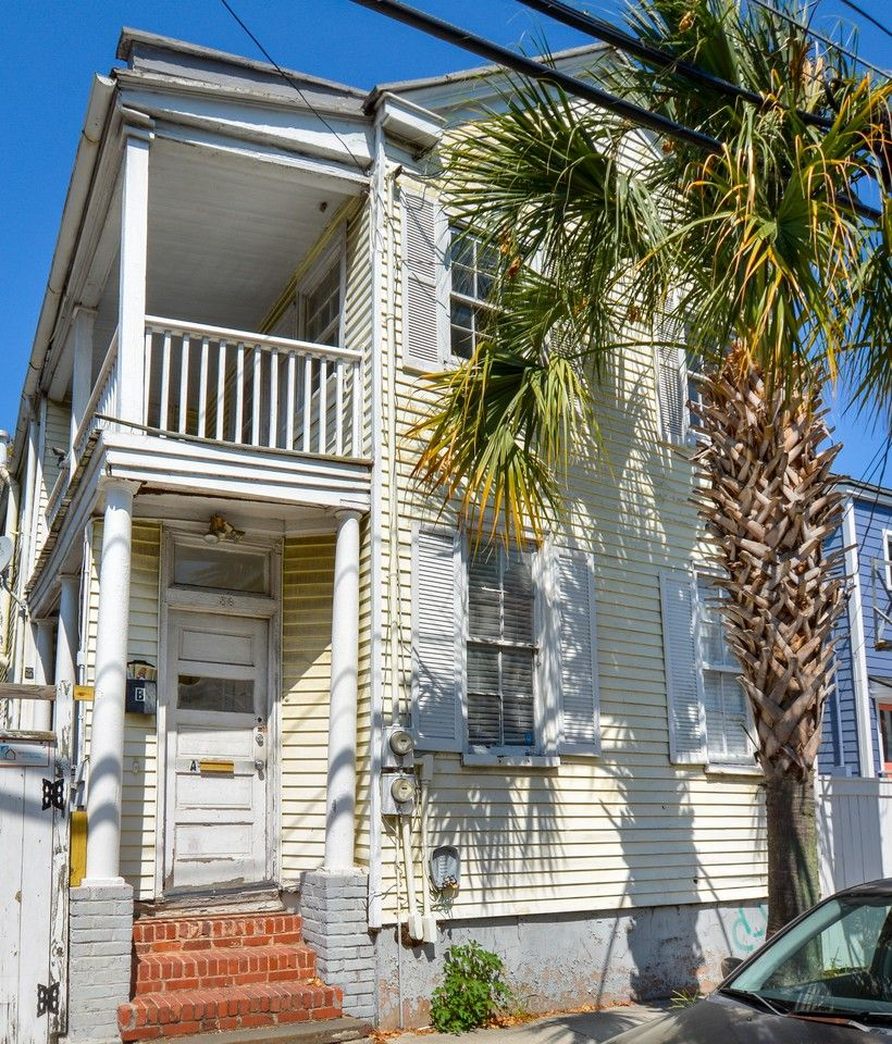 Apartments In Charleston Sc With Utilities Included: 86 Columbus Street #B, Charleston, SC 29403 3 Bedroom