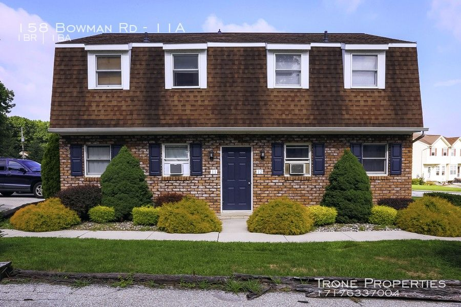 158 Bowman Rd 11a Hanover Pa 17331 1 Bedroom