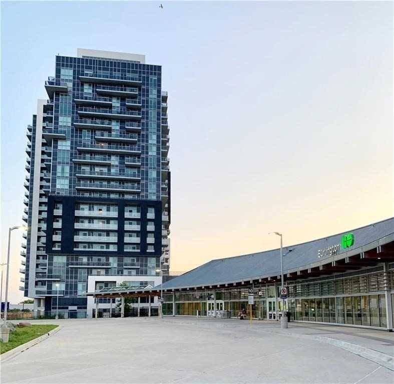 2093 Fairview St. #1807, Burlington, ON L7R 0E6 2 Bedroom
