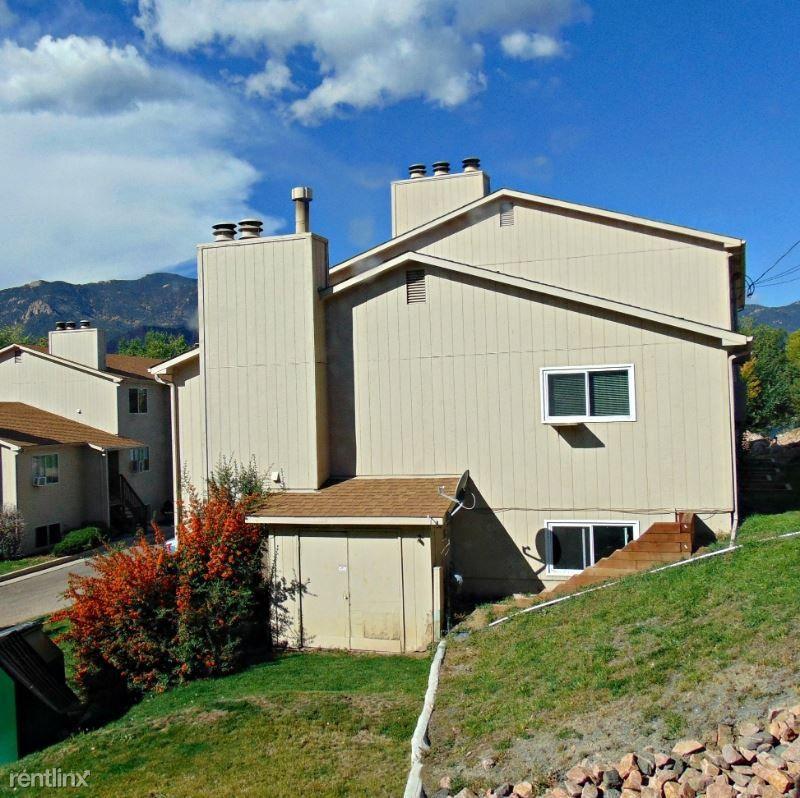 420 Saint Vrain Pl G, Colorado Springs, CO 80904 2 Bedroom