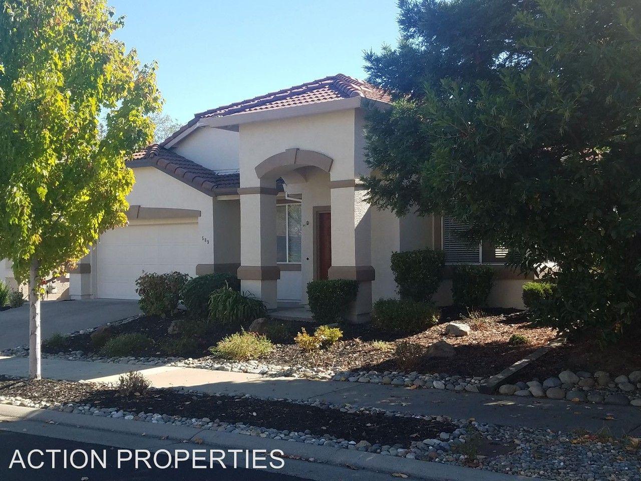 589 Alden Way, Roseville, CA 95678 4 Bedroom House for ...