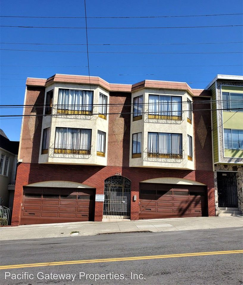 Apartments For Rent San Francisco Mission District: 334 26th Ave, San Francisco, CA 94121