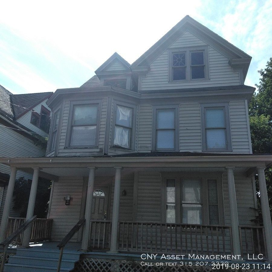 139 Wood Ave, Syracuse, NY 13205 4 Bedroom House For Rent