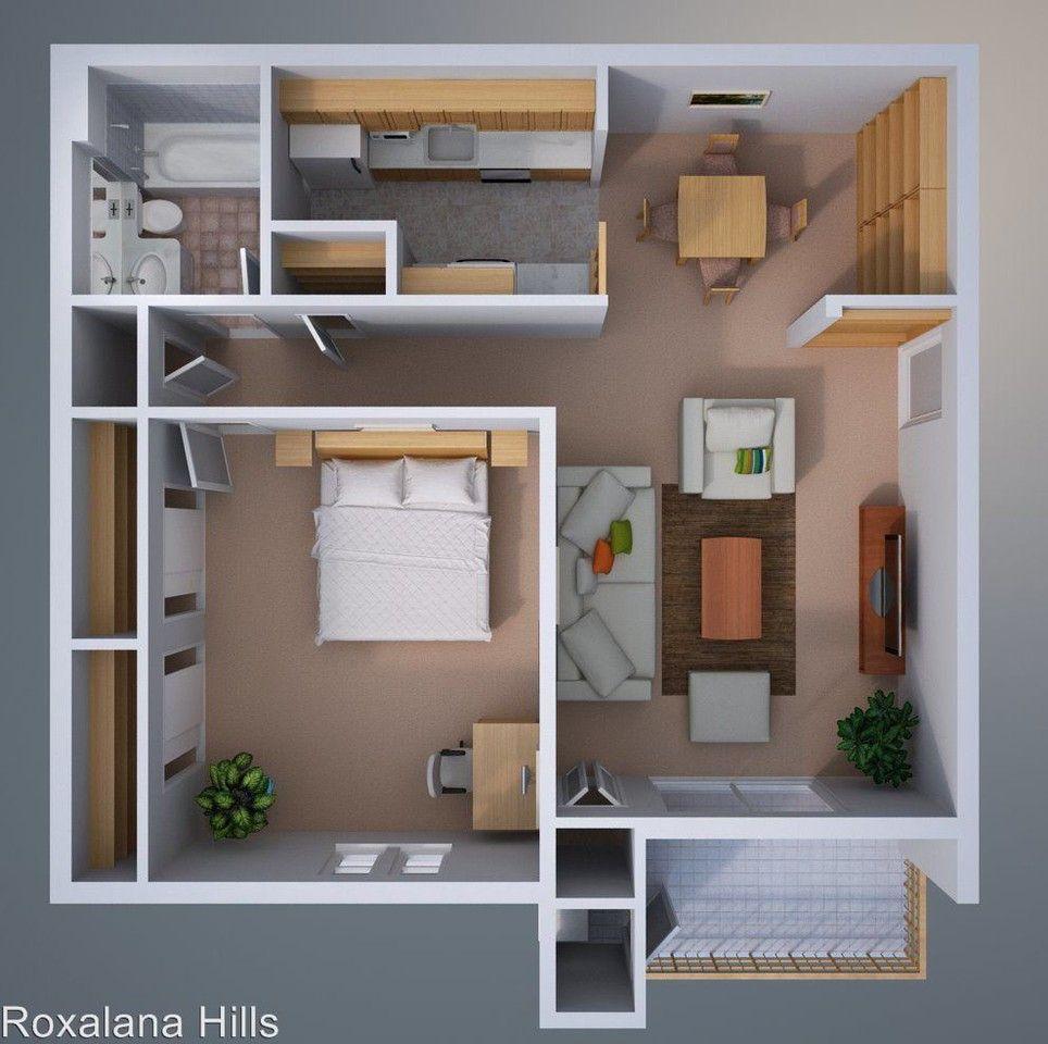 700 Roxalana Hills Drive Apartments For Rent In Dunbar, WV