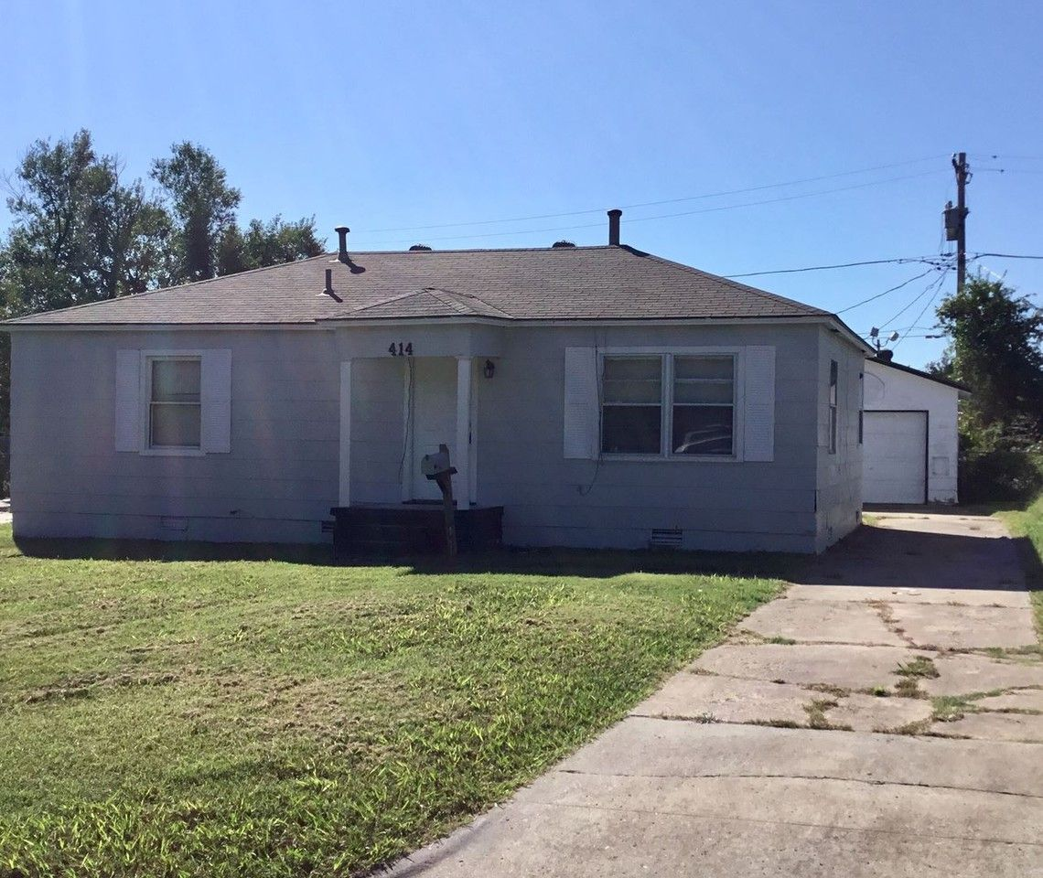 414 Reed Place, Midwest City, OK 73110 3 Bedroom House For