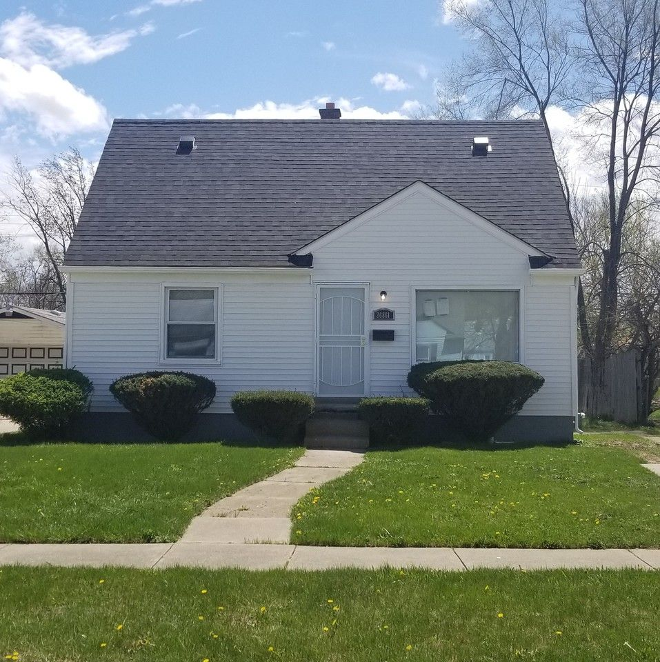 Birmingham Al Low Income Housing: 26861 Kitch St, Inkster, MI 48141 3 Bedroom House For Rent