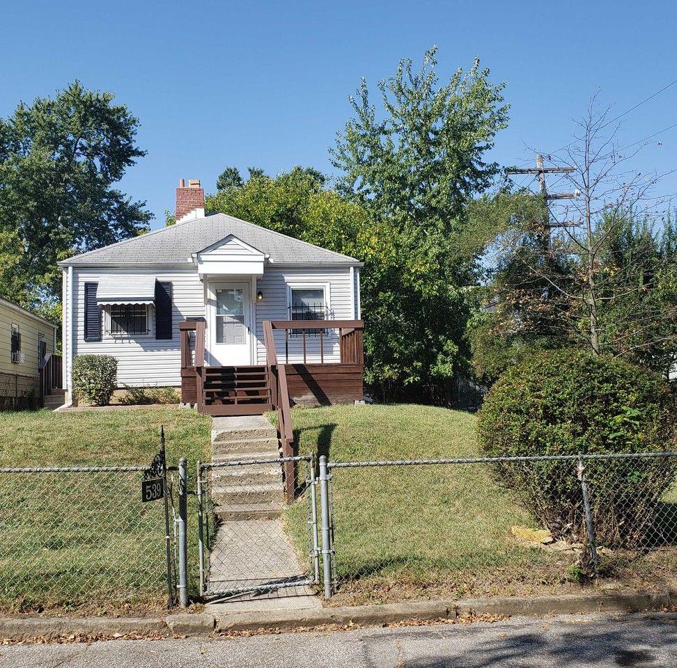 539 Johnson St, Columbus, OH 43203 2 Bedroom House For