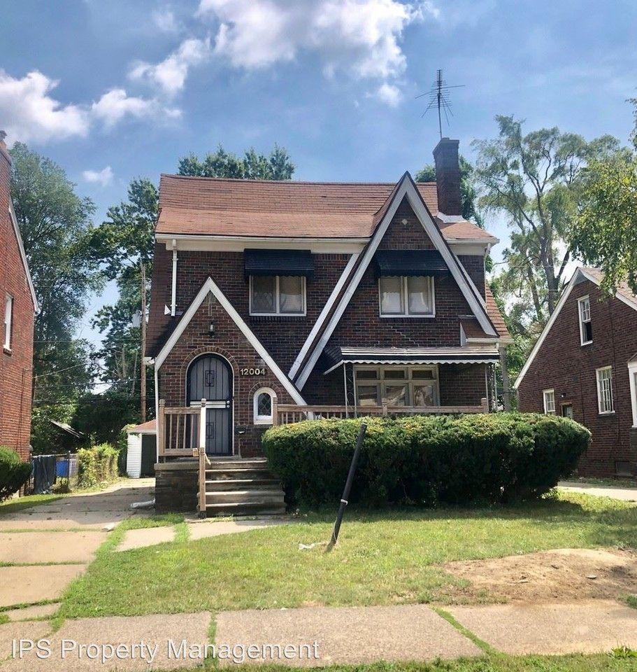 12004 Whitehill St, Detroit, MI 48224 3 Bedroom House For