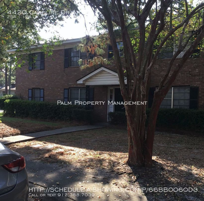 4420 Caroline Dr Apt D, Savannah, GA 31404 2 Bedroom