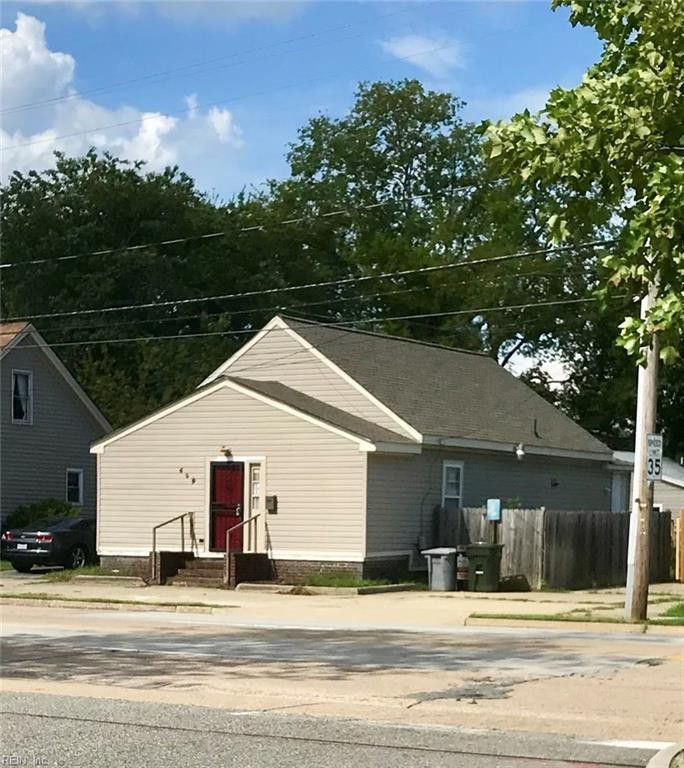 609 E Mercury Boulevard #A, Hampton, VA 23663 3 Bedroom