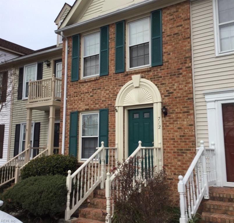 712 Firehouse Lane, Portsmouth, VA 23704 2 Bedroom Condo