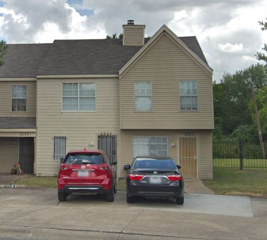 Dallas Texas Apartments For Rent: 2227 Aspen Drive, Dallas, TX 75227
