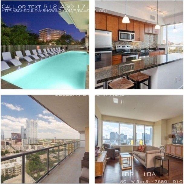 Apartments In Austin Tx Pet Friendly: 801 W 5th St #76891-910, Austin, TX 78703 1 Bedroom