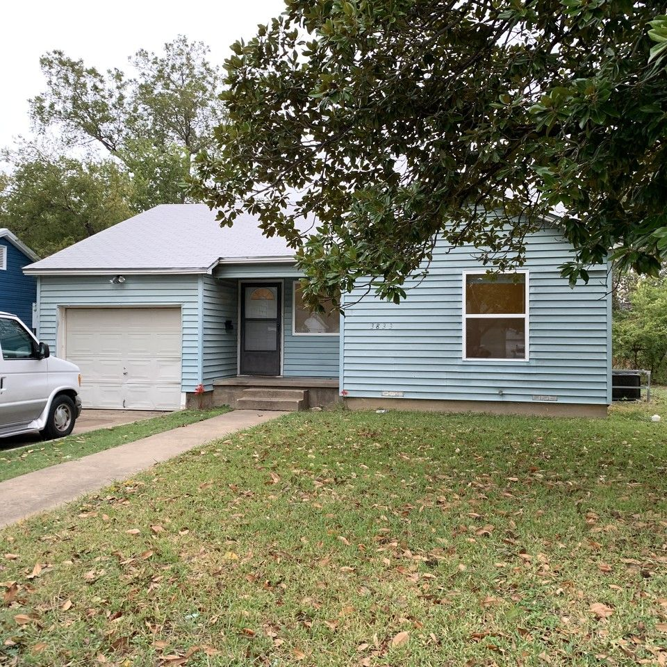 3833 North 22nd Street, Waco, TX 76708 3 Bedroom House For