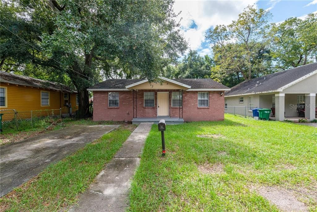 2605 E 26th Avenue Tampa Fl 33605 3 Bedroom House For