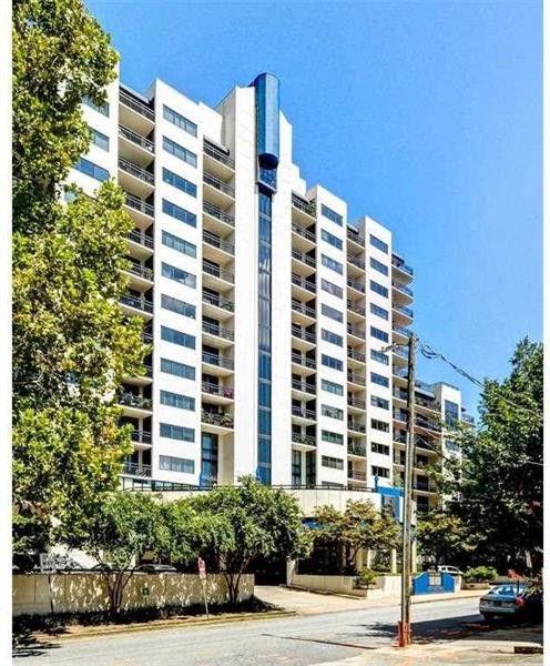 1130 Piedmont Avenue Ne #1106, Atlanta, GA 30309 2 Bedroom