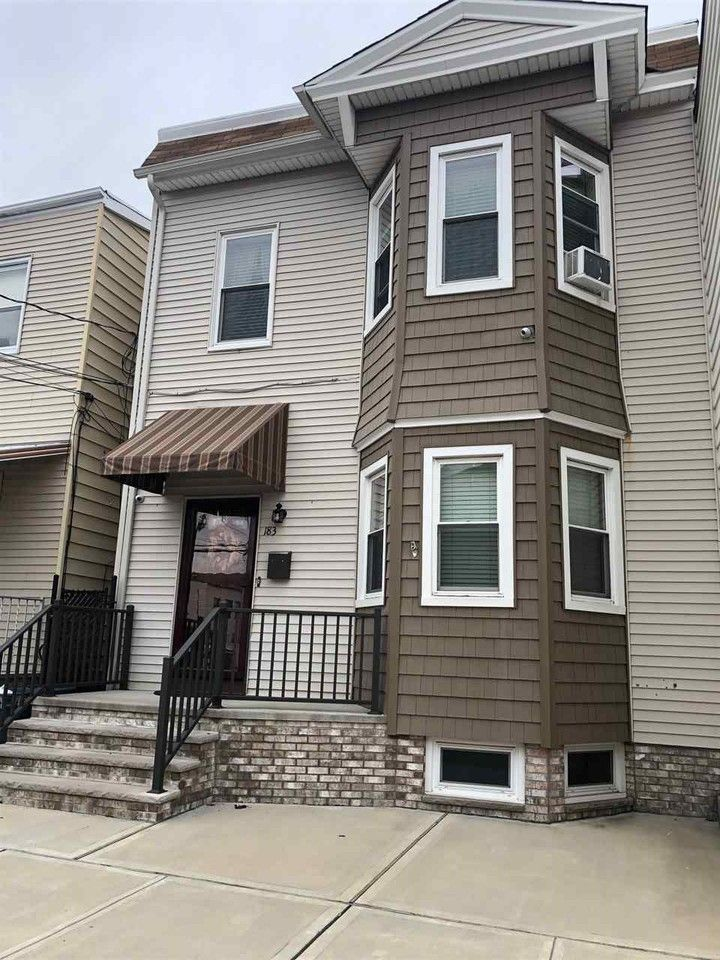 183 hobart ave bayonne nj 07002 2 bedroom apartment for