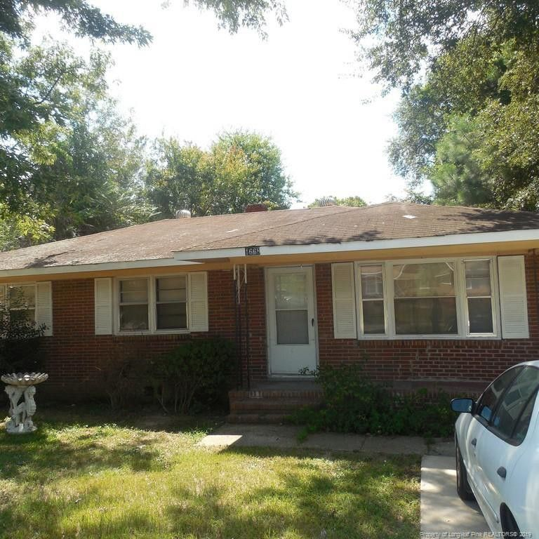 1668 Wellons Drive, Fayetteville, NC 28304 3 Bedroom House