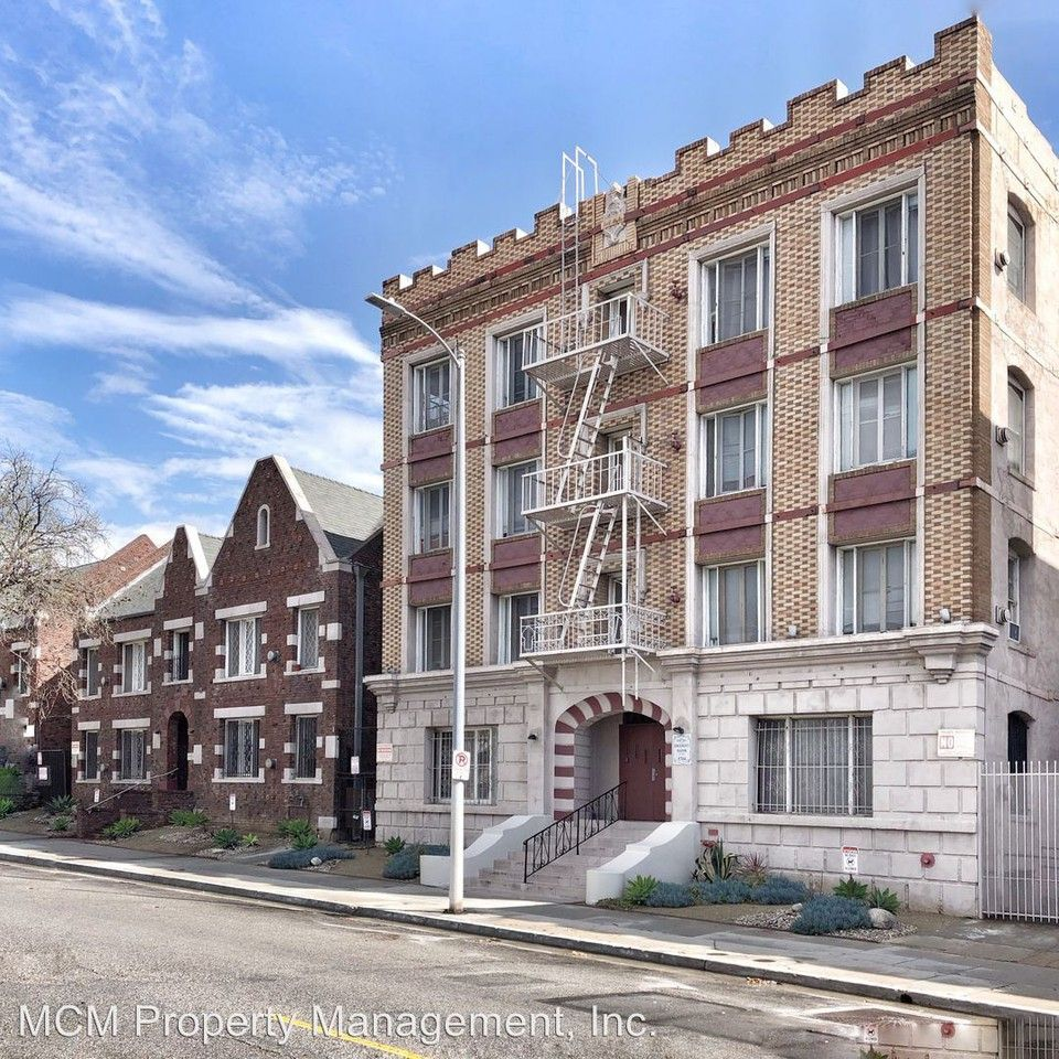 1730 N EDGEMONT ST Apartments For Rent