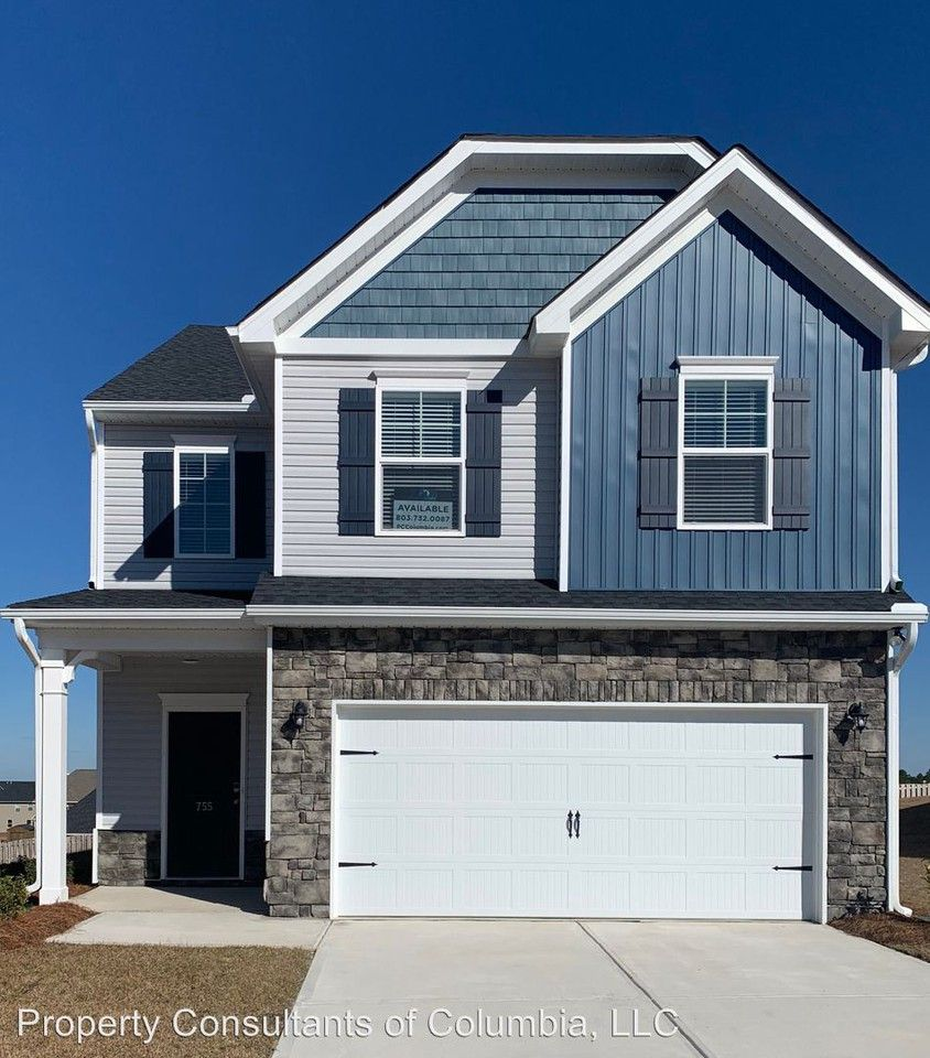 Apartments In Columbia Sc Close To Usc: 755 Spring Cress Drive, Lexington, SC 29073 4 Bedroom