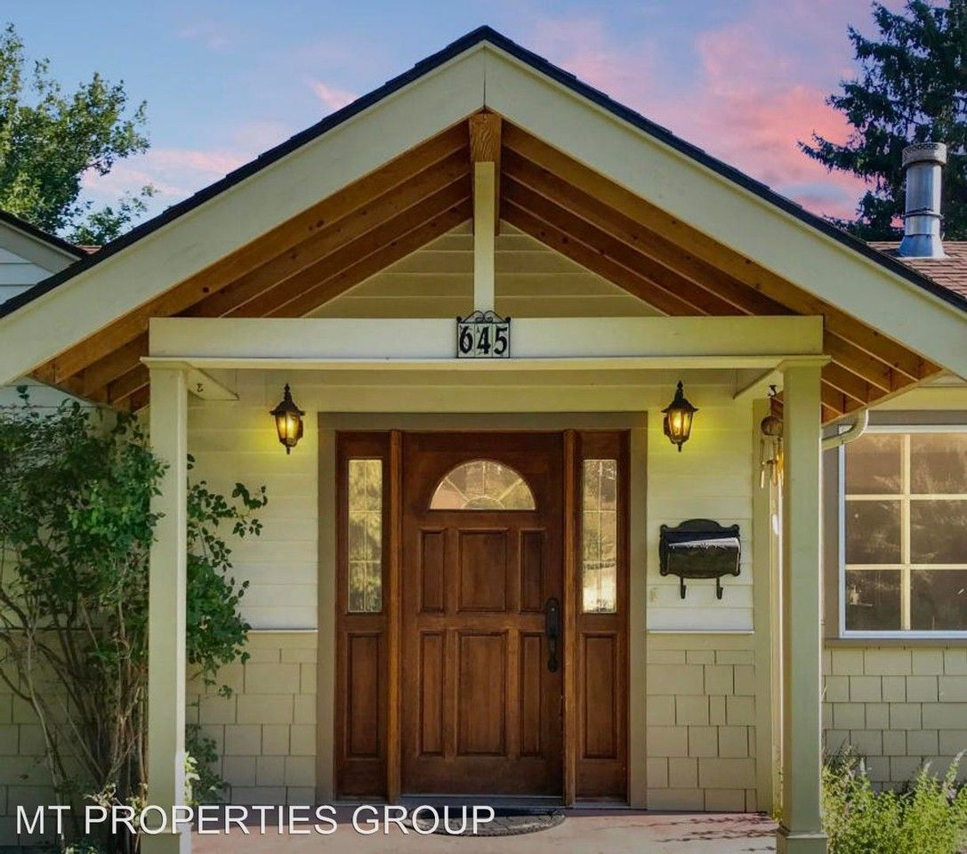 645 E. Central Ave, Missoula, MT 59801 3 Bedroom House For