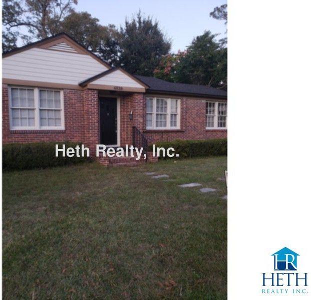 4839 Astral Ave., Jacksonville, FL 32205 3 Bedroom House