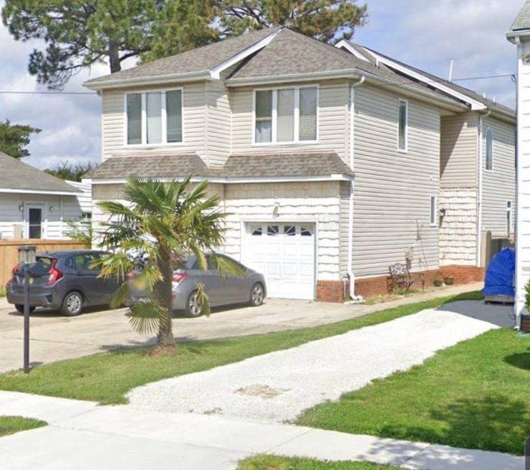 407 16th Street, Virginia Beach, VA 23451 Room For Rent